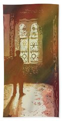 Alcazar Window Beach Towel