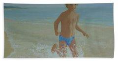 Alex On The Beach Beach Sheet
