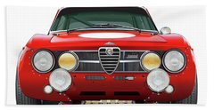 Alfa Romeo Gtam  Beach Sheet