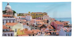 Alfama Beach Towel