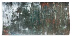 Algonquin Forest River Beach Towel