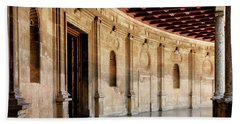 Alhambra Reflections Beach Towel
