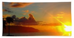 Alii Beach Sunset Beach Sheet