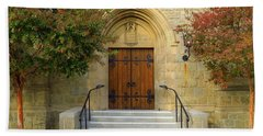All Saints Church, Pasadena, California Beach Towel