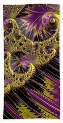 All That Glitters Beach Towel