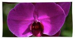 Allan Gardens Orchid Beach Towel