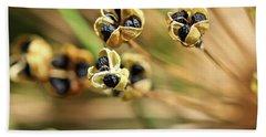 Allium Seed 2 Beach Sheet