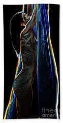 Allure Ll Beach Towel by Tbone Oliver