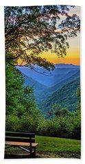 Almost Heaven - West Virginia 3 Beach Sheet