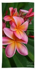 Aloha Lei Pua Melia Keanae Beach Sheet