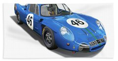 Alpine Renault A210 Beach Sheet