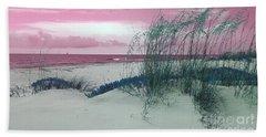 Alternate Beachscape  Beach Towel by Rachel Hannah