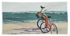 Alternate Transportation Beach Towel
