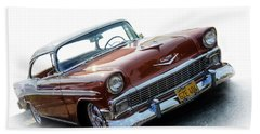 Alway Chevy Beach Towel