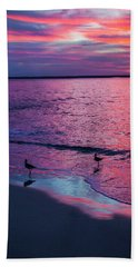 Always By Your Side  Beach Towel