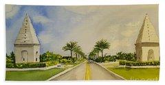 Alys Beach, Florida Beach Towel