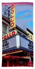 Amateur Night At The Apollo Beach Sheet by Ed Weidman