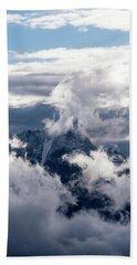 Amazing Grand Teton National Park Beach Sheet