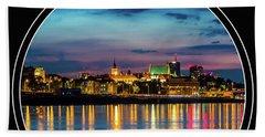 Amazing Warsaw Tee 1 Beach Sheet