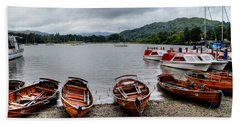 Ambleside Boats Beach Sheet