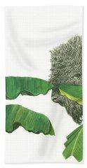 American Buffalo 1 Beach Towel by Juan Bosco