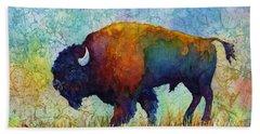 American Buffalo 5 Beach Sheet