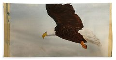 American Eagle Beach Towel