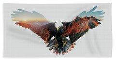 American Eagle Beach Sheet by John Beckley