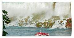 American Falls Beach Towel