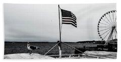 American Seattle Beach Towel