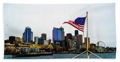 American Seattle Ic Beach Sheet