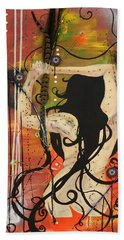American Witch Beach Towel
