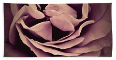 An Angel's Rose Beach Towel by Robert ONeil