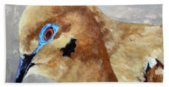 An Eye For Art Beach Towel