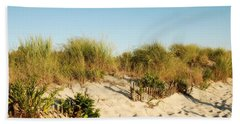 An Opening In The Fence - Jersey Shore Beach Towel