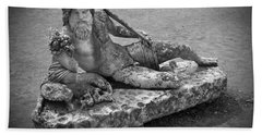 Ancient Greek Statue Beach Towel