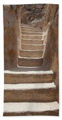Ancient Stairs Beach Sheet