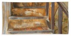 Ancient Stairway Beach Sheet