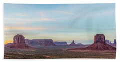 Ancient Voices Beach Towel by Jon Glaser