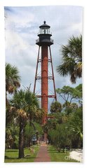 Anclote Key Lighthouse Beach Sheet