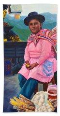 Andean Mama Beach Sheet