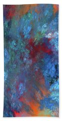 Andee Design Abstract 1 2017 Beach Towel
