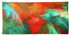 Andee Design Abstract 100 2017 Beach Towel