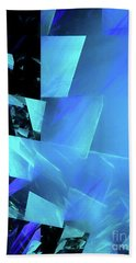 Andee Design Abstract 114 2017 Beach Towel