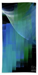 Andee Design Abstract 132 2017 Beach Towel