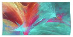 Andee Design Abstract 136 2017 Beach Towel