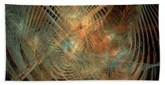Andee Design Abstract 137 2017 Beach Towel