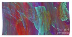 Andee Design Abstract 18 2017 Beach Towel