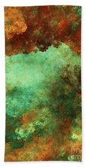 Andee Design Abstract 2 2017 Beach Towel