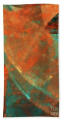 Andee Design Abstract 2 2018 Beach Towel